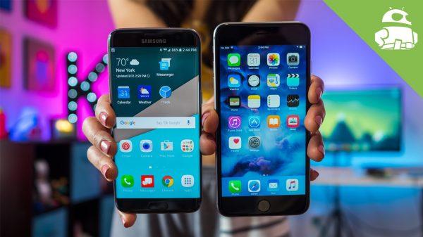 So sánh hệ điều hành iOS và Android? Nên chọn hệ điều hành nào?