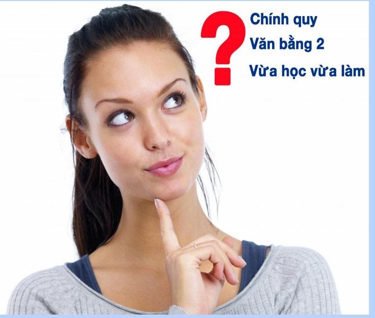 Học văn bằng 2 tiếng Anh